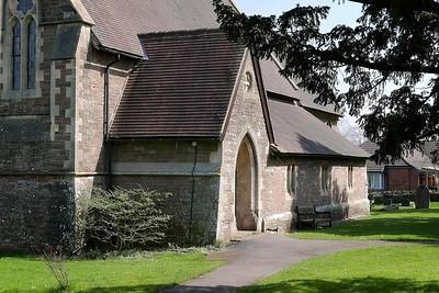 Christ Church, Llangrove