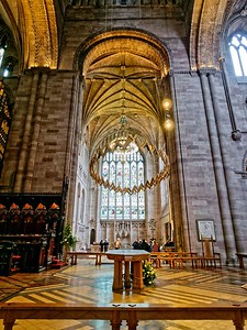 The Altar and South Transept
