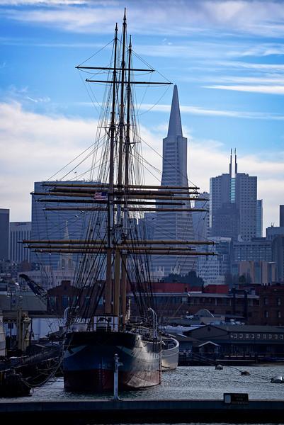 SF Wharf view