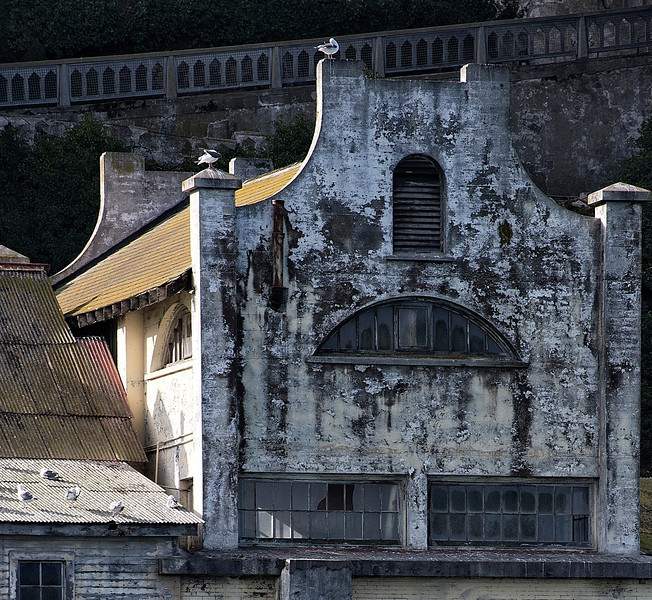 Where is the Bird Man of Alcatraz ?