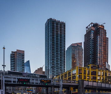 Tall Buildings of Hell's Kitchen