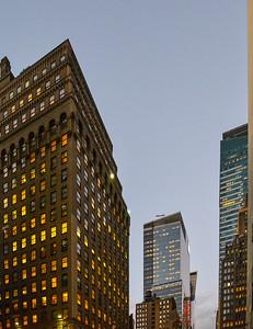High Rises of Midtown Manhattan
