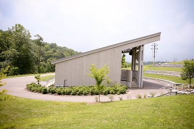 Blue Ridge Music Center - Blue Ridge Parkway