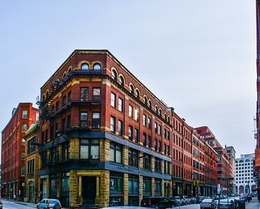Historic Buildings in the Boston Seaport