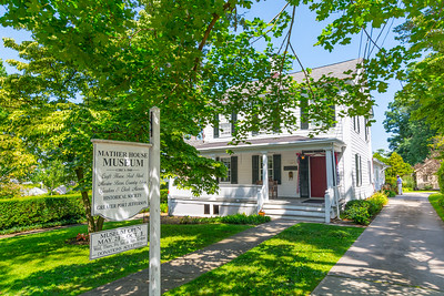 Mather House Museum