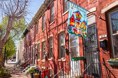 Royden Street in Camden,New Jersey