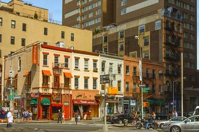 West Broadway & Lispenard Street in Lower Manhattan