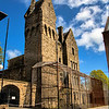 The Old Police Station<br /> Dungannon<br /> County Tyrone<br /> Rumour had it that it was meant for the Khyber Pass!