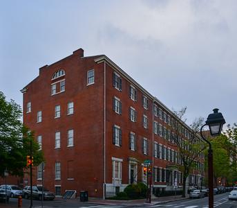 Old City Row House