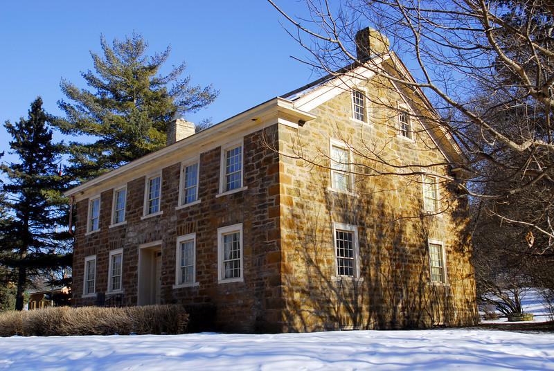 Jean B. Faribault House - Medota, MN (1840)