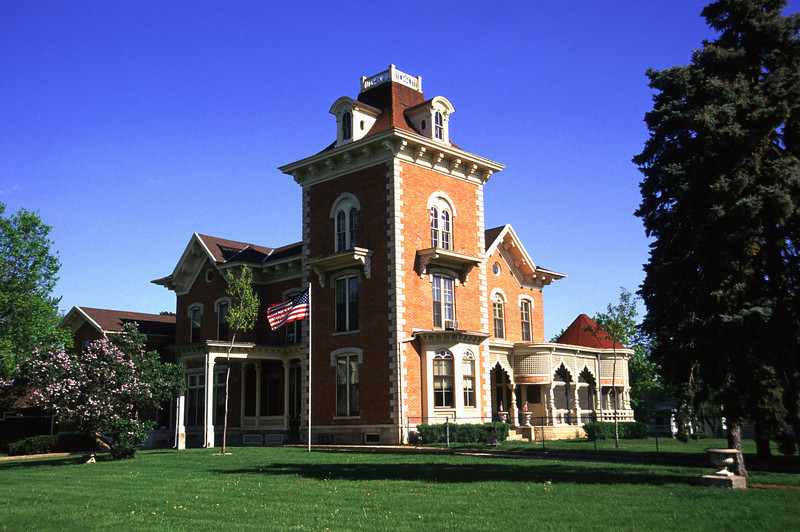 Huff House - Winona, MN (1857)