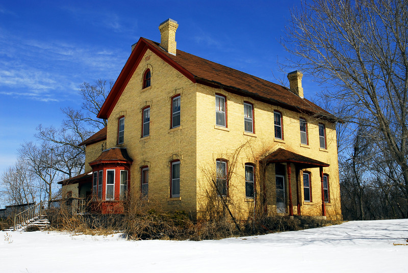 Gehl House - Carver County (circa 1870)