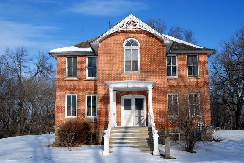 Swenson Farm House - Chippewa Co.