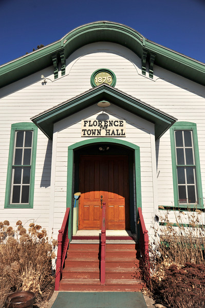 Florance Township Hall - Frontenac Station - 01