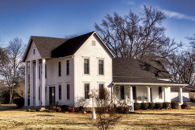 C. E. Forrester House - Waldron, AR ca. 1896
