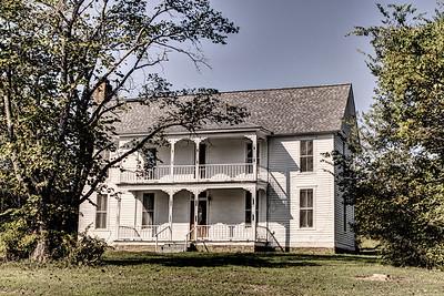 Thomas E Hess House - Marcella, AR