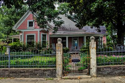 Austin-Pangburn House - Pangburn, AR