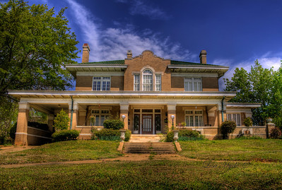 Sidney A. Umsted House - Camden, AR