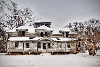 Hester-Linz House - Benton, AR