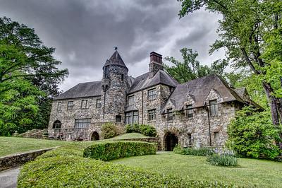 Dr. Clarence W. Koch House - Castle on Stagecoach - Little Rock, AR