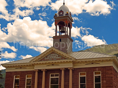 Silverton CO city hall
