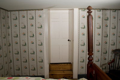Woodville Plantation: interior: right bedroom