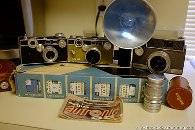 Cameras Used To Take These Kodachrome Slides