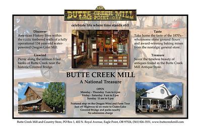 Butte Creek Mill