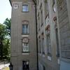 Zamek w Rydzynie od strony ogrodu/ Garden fasade of Rydzyna Castle