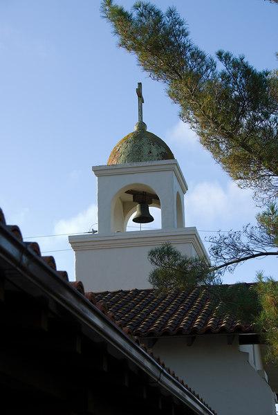 Holy Cross Catholic Church and Mission, Santa Cruz, CA - 6 October, 2006