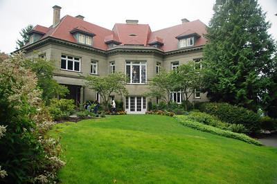 Pittock Mansion, Oregon