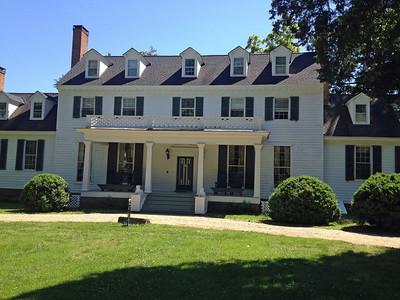 Sherwood Forest, Home of President John Tyler, Virginia