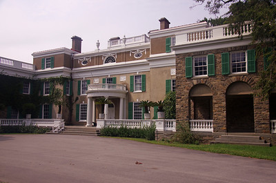 Frankin D. Roosevelt Home, Hyde Park, New York