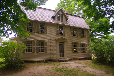 Emerson House, Concord, Massachusetts