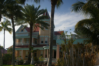 Southernmost house in the US, Key West, Florida