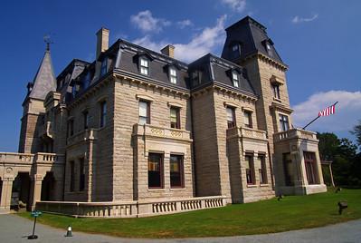 Chateau Sur Mer, Newport, Rhode Island