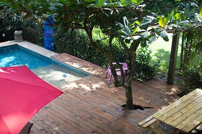 Pool House Punta Uva