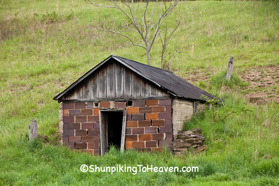 Tile Root Cellar, Noble County, Ohio