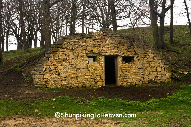Old Stone Cheese Cellar, Green County, Wisconsin