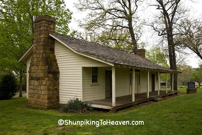 The Morrow House, Washington County, Arkansas
