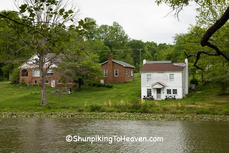 Murray's Mill Historic District, Catawba County, North Carolina