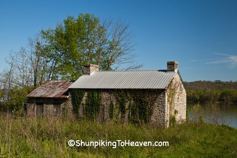 Stone House, Brown County, Ohio