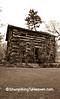 Log Cabin, Sauk County, Wisconsin