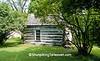 The Petty Cabin, Pioneer Aztalan, Jefferson County, Wisconsin
