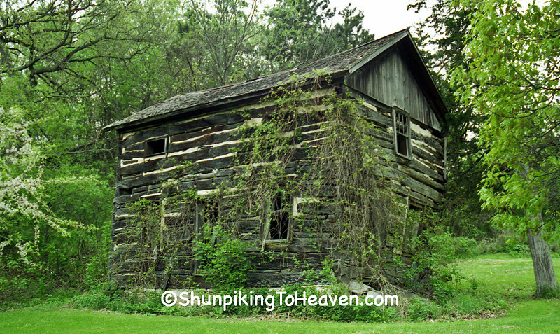 Log Cabin, Sauk County, Wisconsin