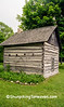 The Bornell Cabin, Pioneer Aztalan, Jefferson County, Wisconsin