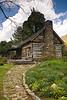 The Wilkins Cabin, Avery County, North Carolina