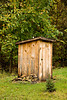 Refurbished Outhouse, Crawford County, Wisconsin