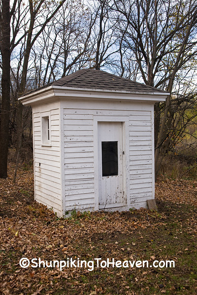 Outhouse, Rock County, Wisconsin