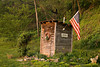 Penn's Privy, The Outhouse at Penn's Store, Casey County, Kentucky (at the Boyle County Line)